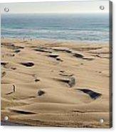 Dune Beach Acrylic Print