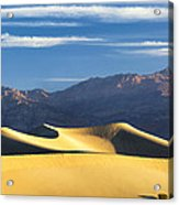 Dune Light Acrylic Print