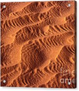 Dune Patterns - 241 Acrylic Print by Paul W Faust -  Impressions of Light