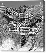 Dune Steps 02 Acrylic Print