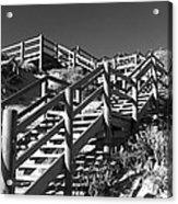 Dune Steps 04 Acrylic Print