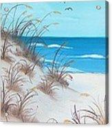 Dunes Day Acrylic Print