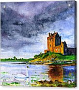 Dunguaire Castle Ireland Acrylic Print