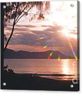 Dunk Island Australia Acrylic Print