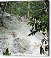 Dunns River Falls 3 Acrylic Print