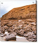 Dunraven Bay Southerndown Acrylic Print