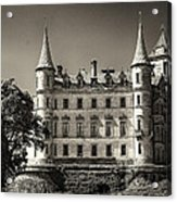Dunrobin Castle Scotland Acrylic Print