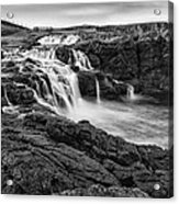 Dunseverick Waterfall Acrylic Print