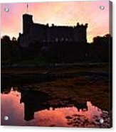 Dunvegan Castle At Dawn Acrylic Print