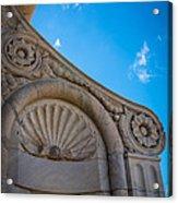 Duomo Detail Acrylic Print