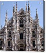 Duomo Di Milano Acrylic Print
