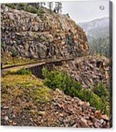 Durango Train To Silverton Dsc07599 Acrylic Print