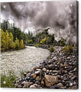 Durango Train To Silverton Dsc07626 Acrylic Print