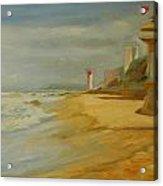 Durban Light House Acrylic Print