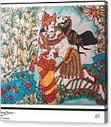 Dushyant-shakuntalum-love-1 Acrylic Print