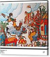 Dushyant-shakuntalum-love-17 Acrylic Print