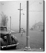 Dust Bowl, 1936 Acrylic Print