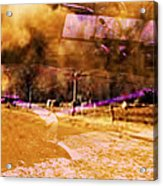 Dust Bowl Acrylic Print