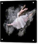 Dust Dancer Acrylic Print