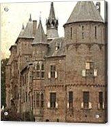 Dutch Castle Acrylic Print