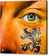 Dutch Royal Lion Acrylic Print