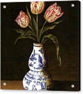 Dutch Still Life Acrylic Print