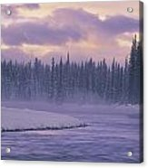 D.wiggett Kluane Np, Scenic, Yt Acrylic Print