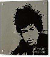 Dylan Spray Art Acrylic Print