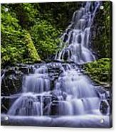 Eads Creek Falls Acrylic Print