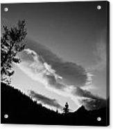 Eagle Cap Wilderness Oregon Acrylic Print