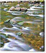 Eagle Creek Oregon Acrylic Print
