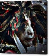 Eagle Feather Acrylic Print