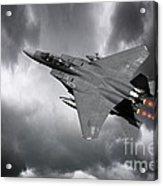 Eagle Power Acrylic Print