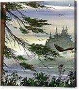 Eagles Flight Acrylic Print