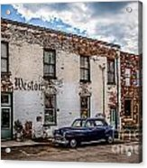 Early 1950's Chevy Acrylic Print