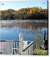 Early Autumn Morning Acrylic Print