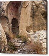 Early Christian Monastery  Acrylic Print