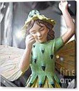 Early Evening Fairy Acrylic Print
