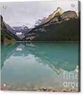 Early Morning At Lake Louise Acrylic Print