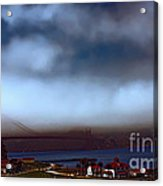 Early Morning At The Golden Gate Acrylic Print