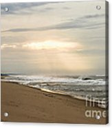 Early Morning By The Shore  Acrylic Print