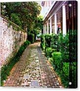 Early Morning Charleston Sc Acrylic Print