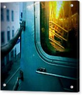 Early Morning Commute Acrylic Print by James Aiken