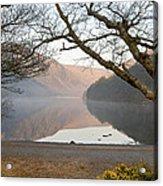 Early Morning Glendalough Acrylic Print