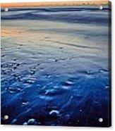 Early Morning On A Sea Coast Acrylic Print
