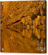 Early Morning Reflection  Acrylic Print