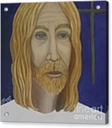 Early Perception Of Jesus. Acrylic Print