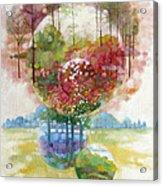 Early Spring Acrylic Print