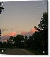 Early Sunset Acrylic Print