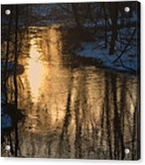 Early Winter Morning Acrylic Print